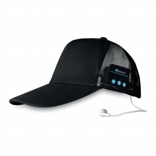 MUSIC CAP Bluetooth cap with earphones