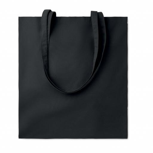 COTTONEL COLOUR Shopping bag w/ long handles