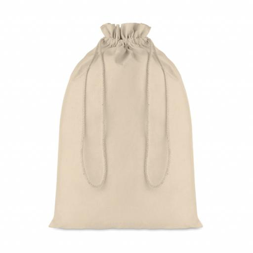 TASKE LARGE Large Cotton draw cord bag
