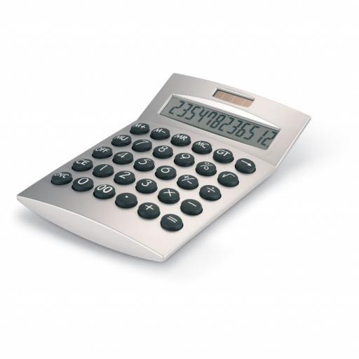 BASICS Basics 12-digits calculator
