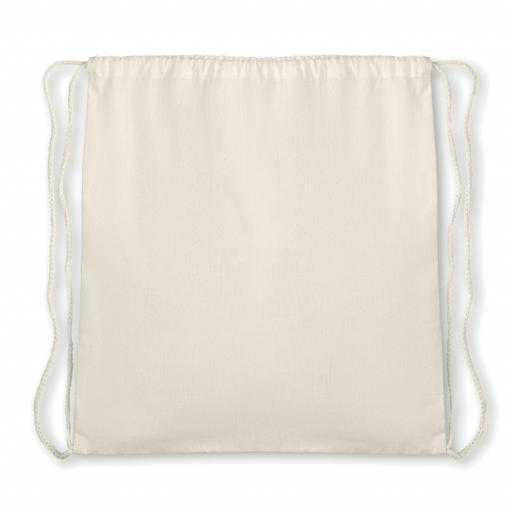ORGANIC HUNDRED Organic cotton drawstring bag
