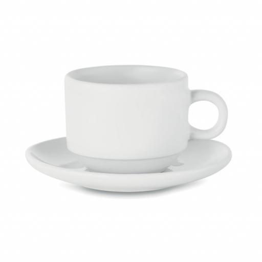 CAPPU Sublimation cup and saucer