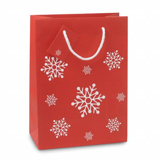 BOSSA MEDIUM Gift paper bag medium
