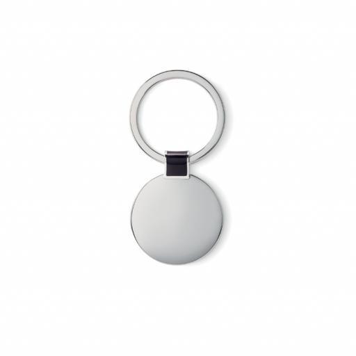 ROUNDY Round shaped key ring