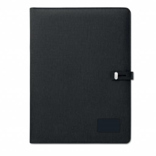 SMARTFOLDER A4 folder w/ wireless charger