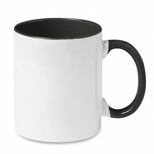 SUBLIMCOLY Coloured sublimation mug
