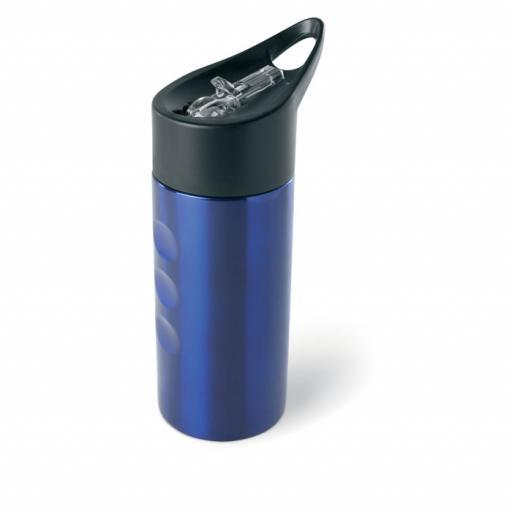 LAGOON Metal drinking bottle