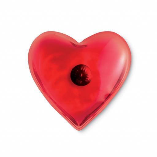 WACO Hand warmer in heart shape