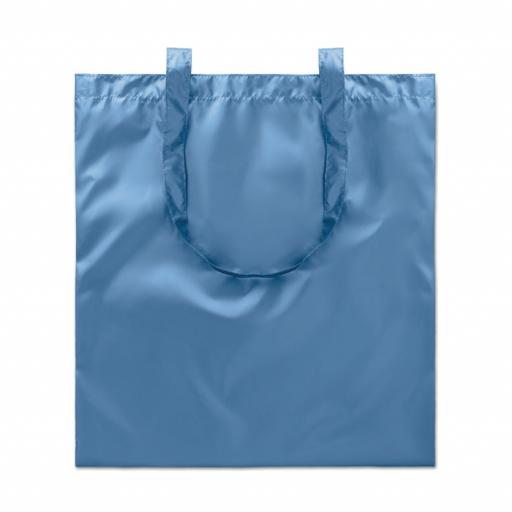 TOTE NEW YORK Shopping bag shiny coating