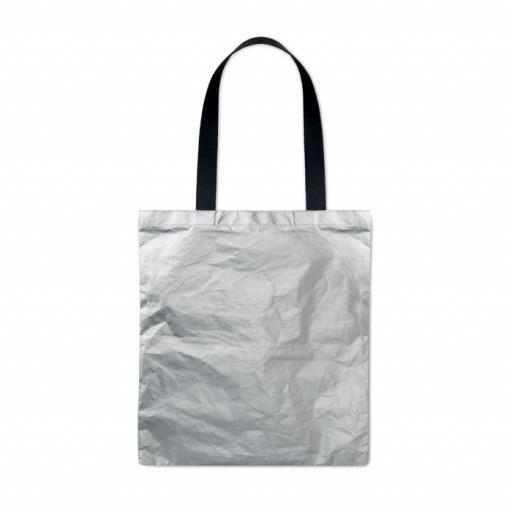 SILVER TYTOTE Tyvek® Shopping bag