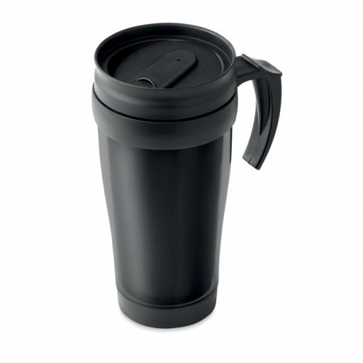 TAMPA Plastic insulation mug