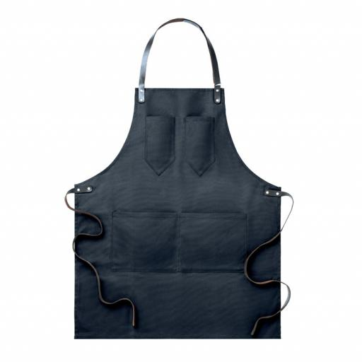CHEF Apron in leather