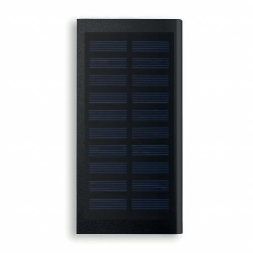 SOLAR POWERFLAT Solar power bank 8000 mAh