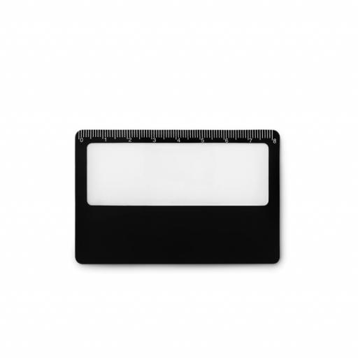 LUPA Credit card magnifier