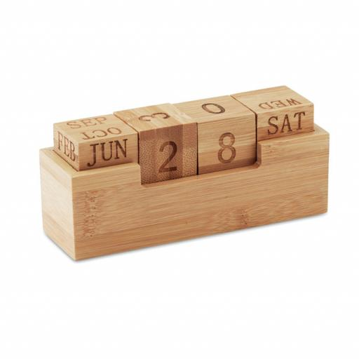 KARENDA Bamboo calendar