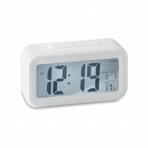 SINGAPUR Weather station clock