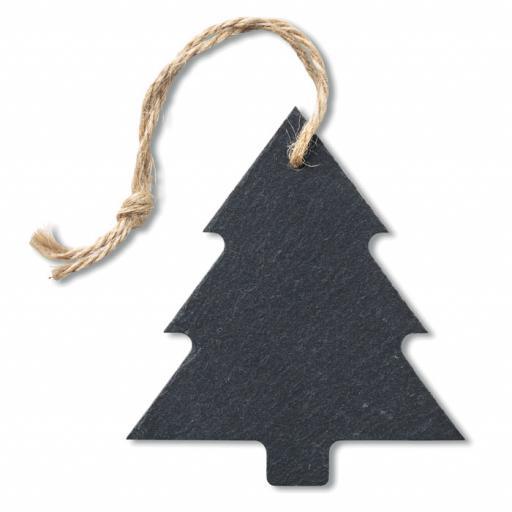 SLATETREE Slate xmas hanger tree
