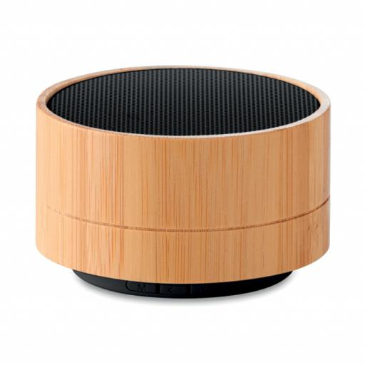 SOUND BAMBOO 3W Bamboo Bluetooth speaker