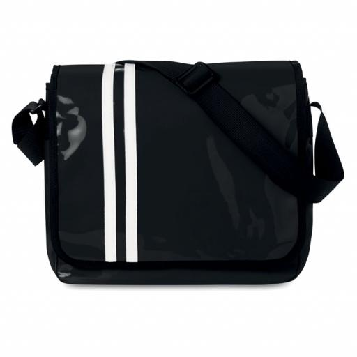 MADISON PVC shoulder bag