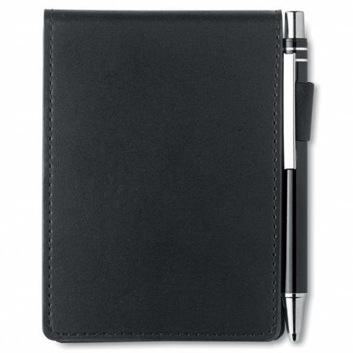 CAM A7 notebook in PU pouch