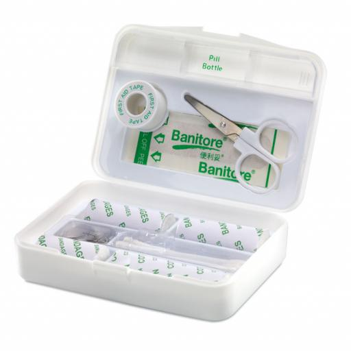 CROSS First aid box