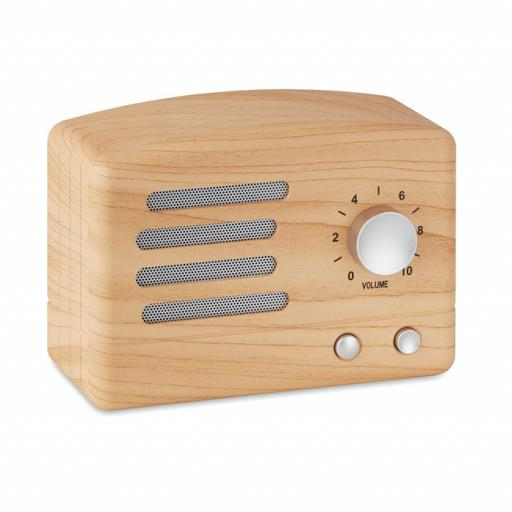 JACKSON Wooden look Bluetooth Speaker