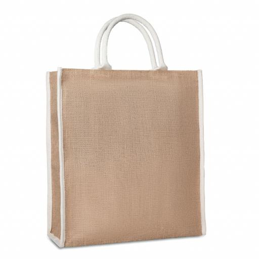 LADRA Jute shopping bag