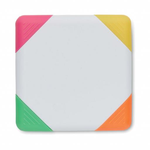 SQUARIE Square shaped highlighter