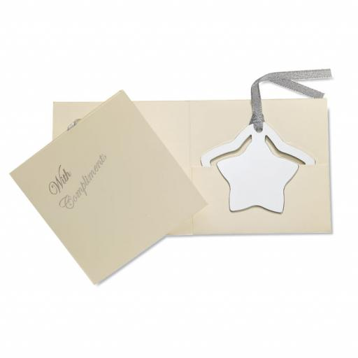 ESTEL Star shape bookmark
