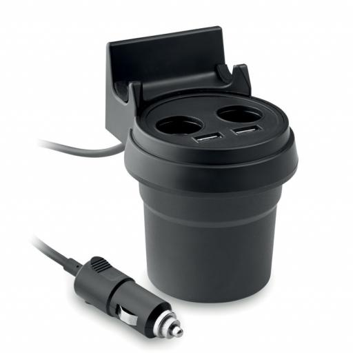 PRAKTIC Car charger adapter