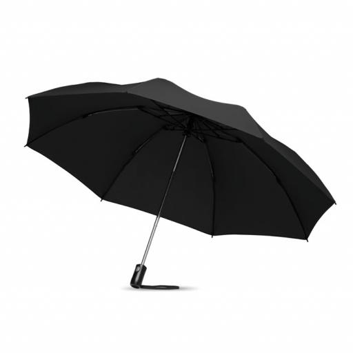 DUNDEE FOLDABLE Foldable reversible umbrella