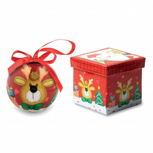 RENDY Christmas bauble in gift box