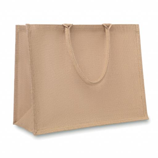 BRICK LANE Jute shopping bag