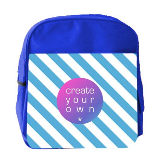Backpack - Polyester - Blue