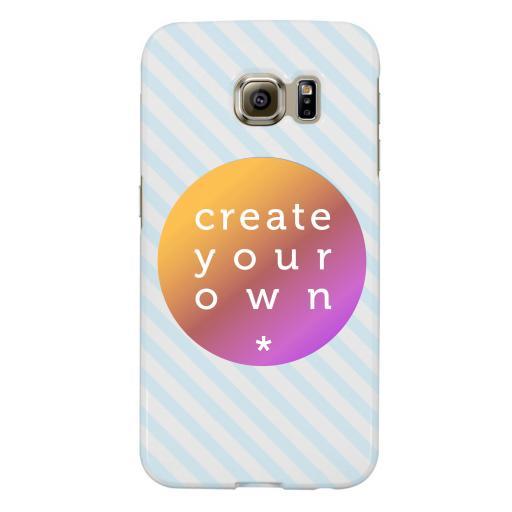 Phone Case - 3D Full Wrap - Plastic - Samsung Galaxy S6 Edge