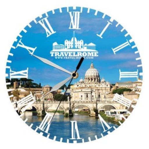 Circular Wall Clock - Large