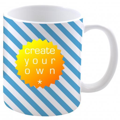 Mug - White - Ceramic - 11oz