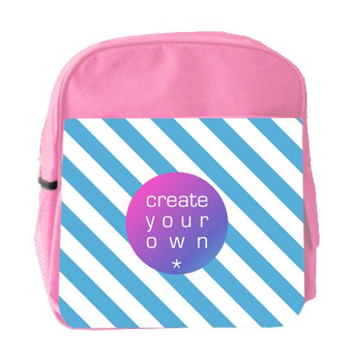 Backpack - Polyester - Pink