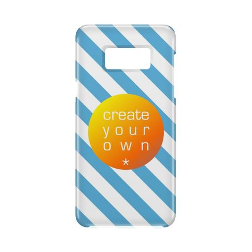 Phone Case - 3D Full Wrap - Plastic - Samsung Galaxy S8