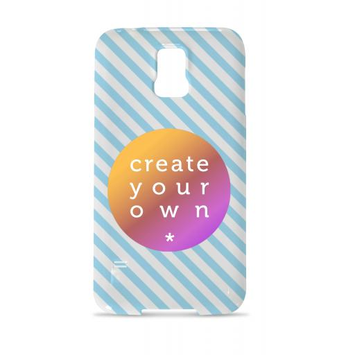 Phone Case - 3D Full Wrap - Plastic - Samsung Galaxy S5