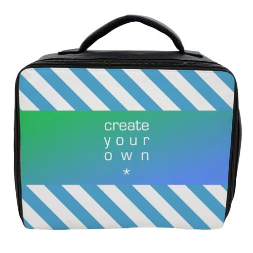 Lunch Bag - Polyester - Black