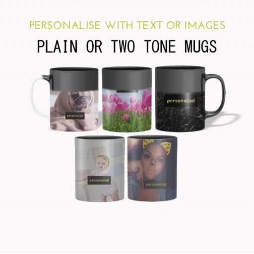Personalised 15oz Ceramic Mug