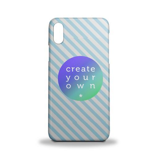 Phone Case - 3D Full Wrap - Plastic - iPhone X